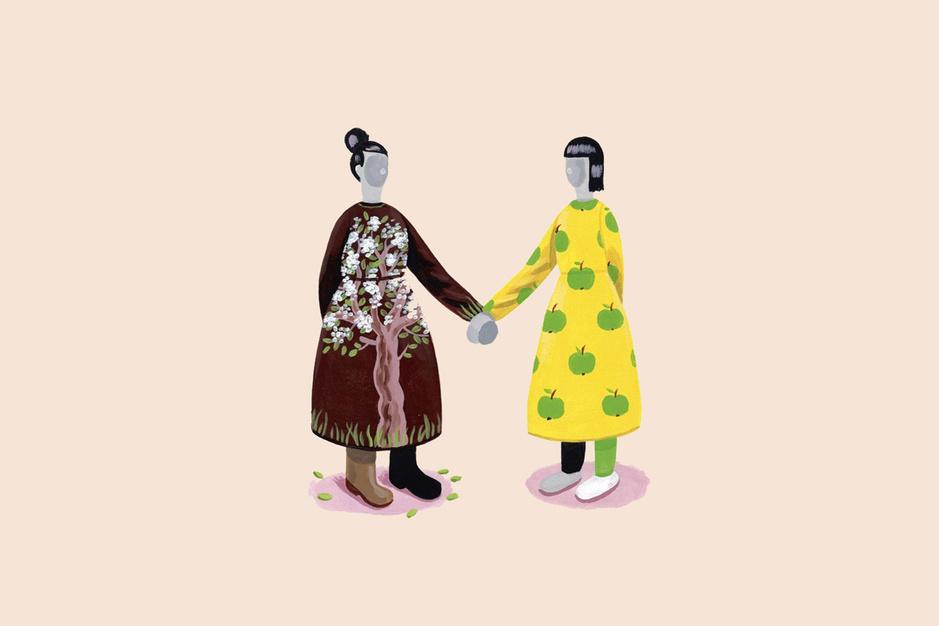 Waarom 'Je bent net je moeder' zowel een compliment als een belediging kan zijn