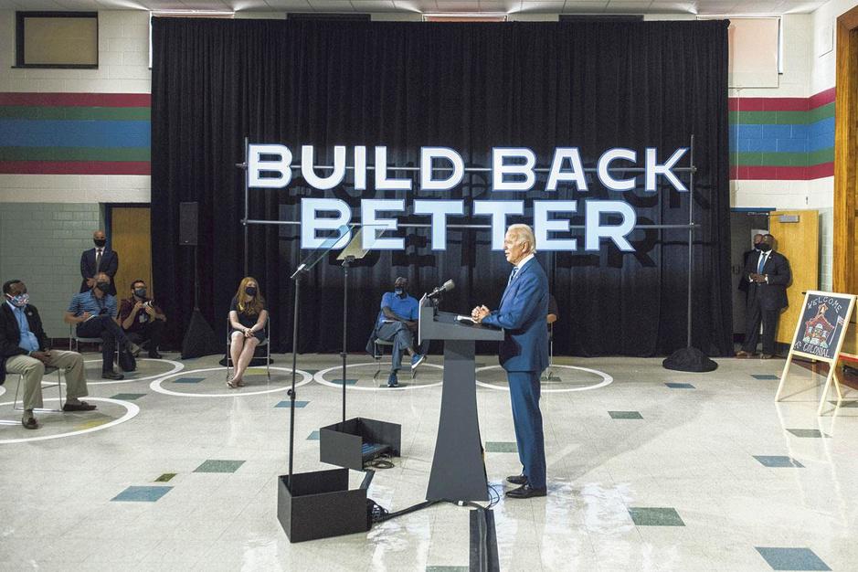 Joe de bouwer: kan de nieuwe president de Amerikaanse infrastructuur wél aanpakken?