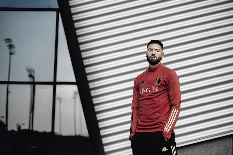 Yannick Carrasco: 'Ik heb nooit enige druk gevoeld op een voetbalveld'
