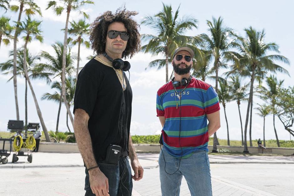 Adil El Arbi et Bilall Fallah, deux Belges à Miami