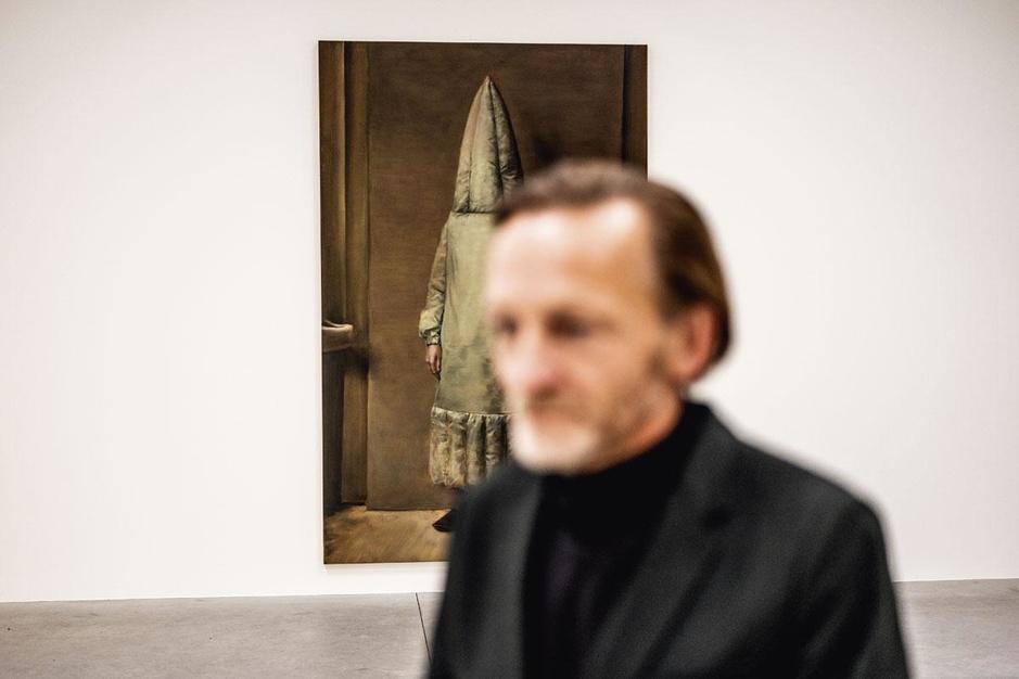 De coronawerken van Michaël Borremans: 'We waren vergeten hoe kwetsbaar we zijn'