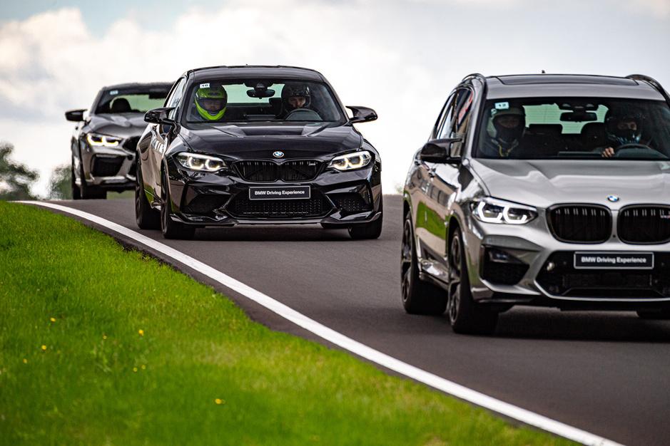 Nieuwe luxe van BMW met geen geld te betalen