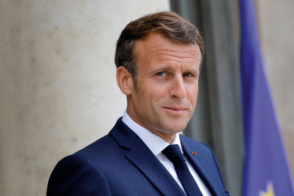 Factcheck: nee, Franse president Macron zit niet in auto die wordt aangevallen