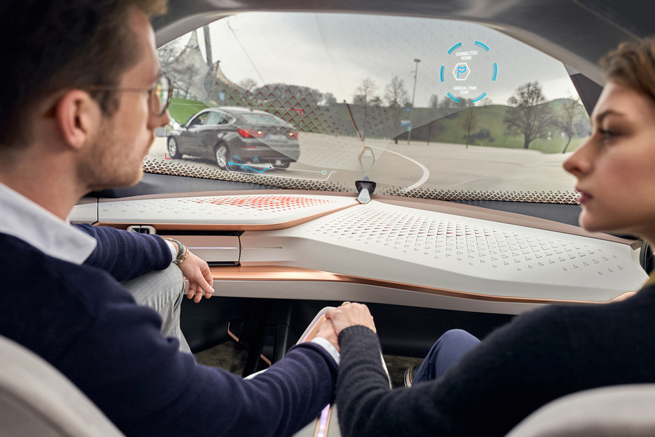 De auto van de toekomst bedreigt de toekomst van de automerken