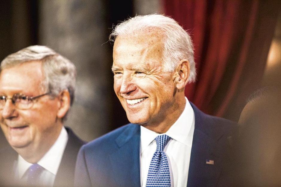 Wat president Joe Biden moet doen met de trumpisten