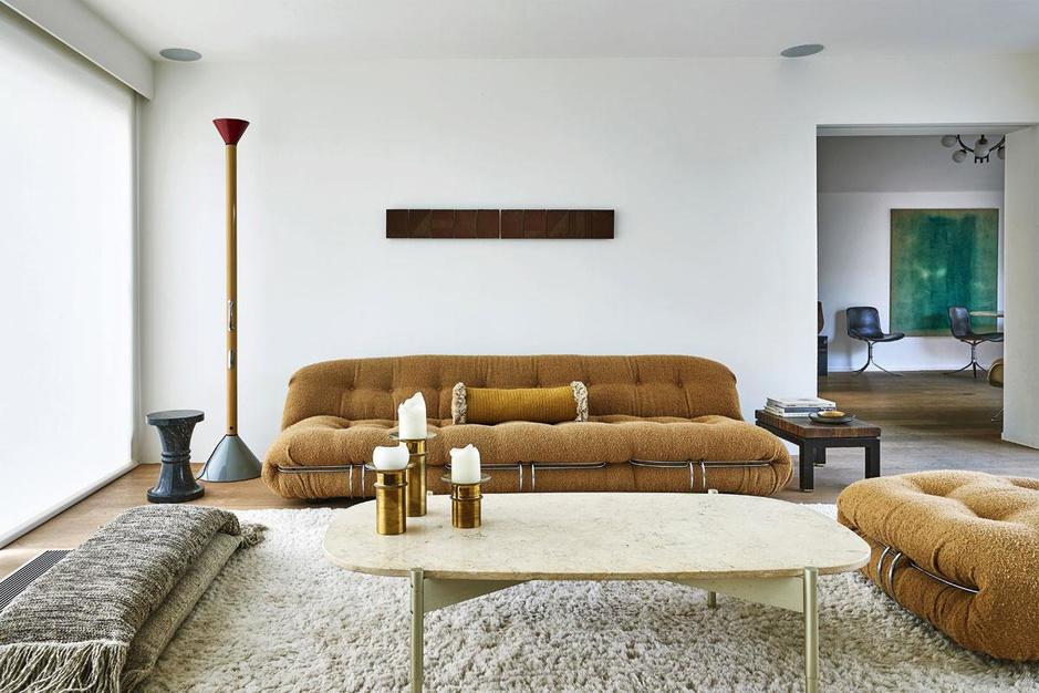 Italiaans-Belgisch designhuwelijk in Deurle: 'Ons huis is een combinatie van traditie en vernieuwing'