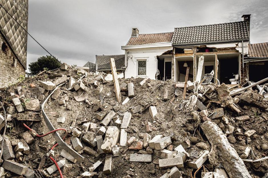 Heropbouw van Wallonië boost Waalse bouwsector: 'Dit zal tijd vergen'