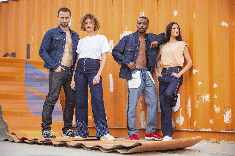 Blue jeans kleurt steeds 'groener': vier Belgische pioniers op vlak van ecovriendelijke denim