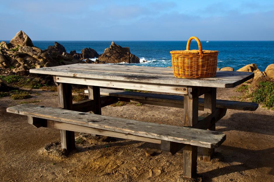 Van picknick tot vliegtuigeten: hoe aten we vroeger onderweg?