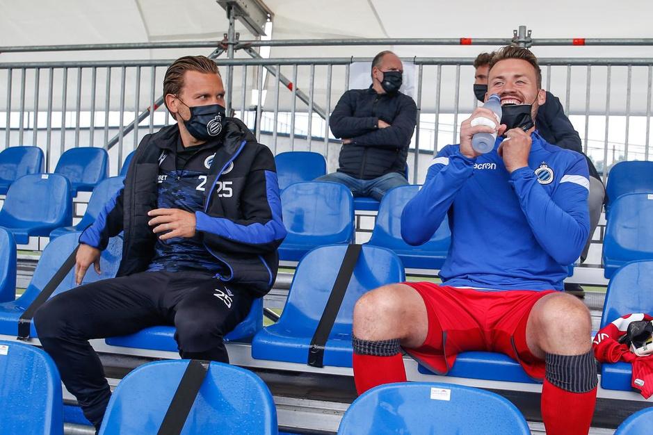Hoe volgen Club Bruggefans zaterdag de bekerfinale?
