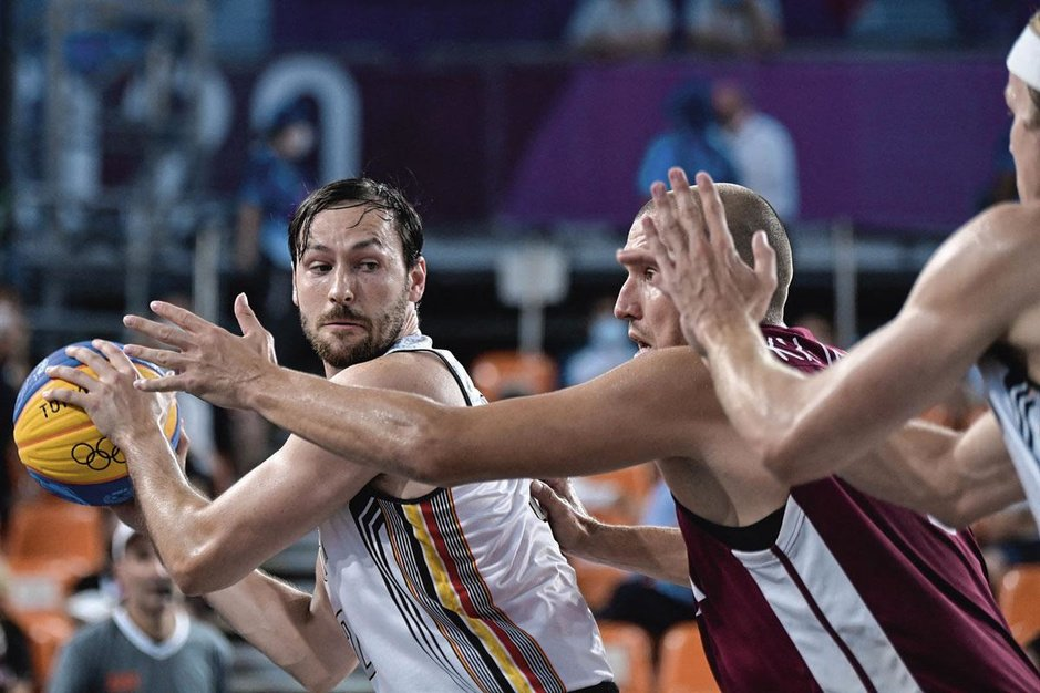 Basket 3x3: België is goed vertegenwoordigd op het EK in Parijs