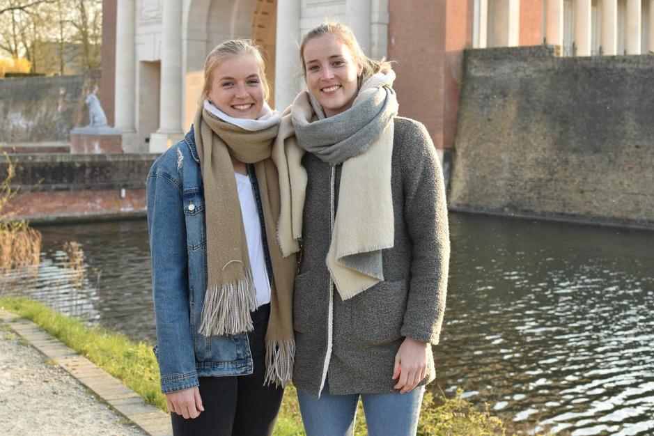 """Kim en Hanne Mestdagh: """"Alles stond in het teken van de Spelen..."""""""