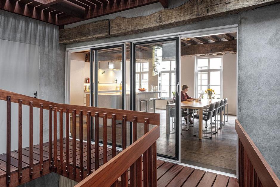 Huis Von Trap: twee historische panden in Gent verbonden tot één privéwoning