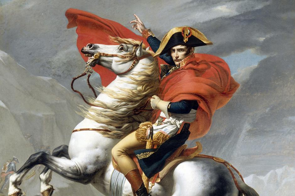 Hoe Napoleon de weg plaveide voor modern Europa