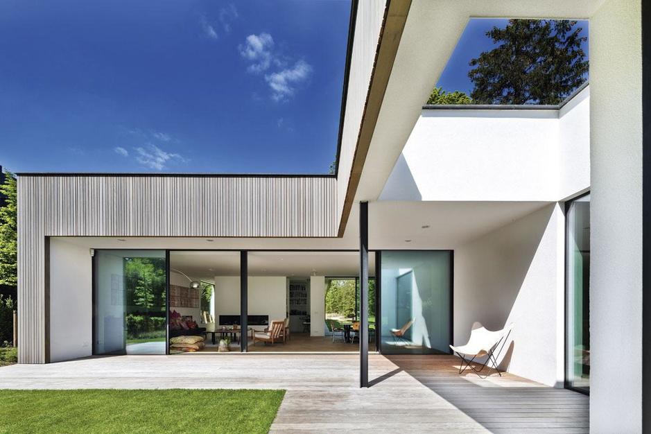 Luxevastgoed maakt architecten groot