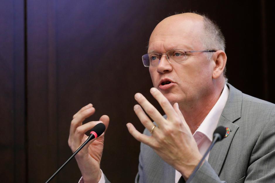 Klimatoloog Jean-Pascal van Ypersele: 'De ernst van de situatie dringt bij politici niet door'