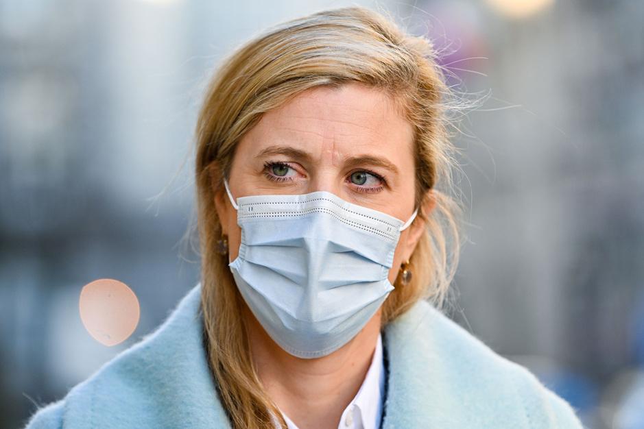 Pandemiewet: Raad van State knipt vleugels van Verlinden