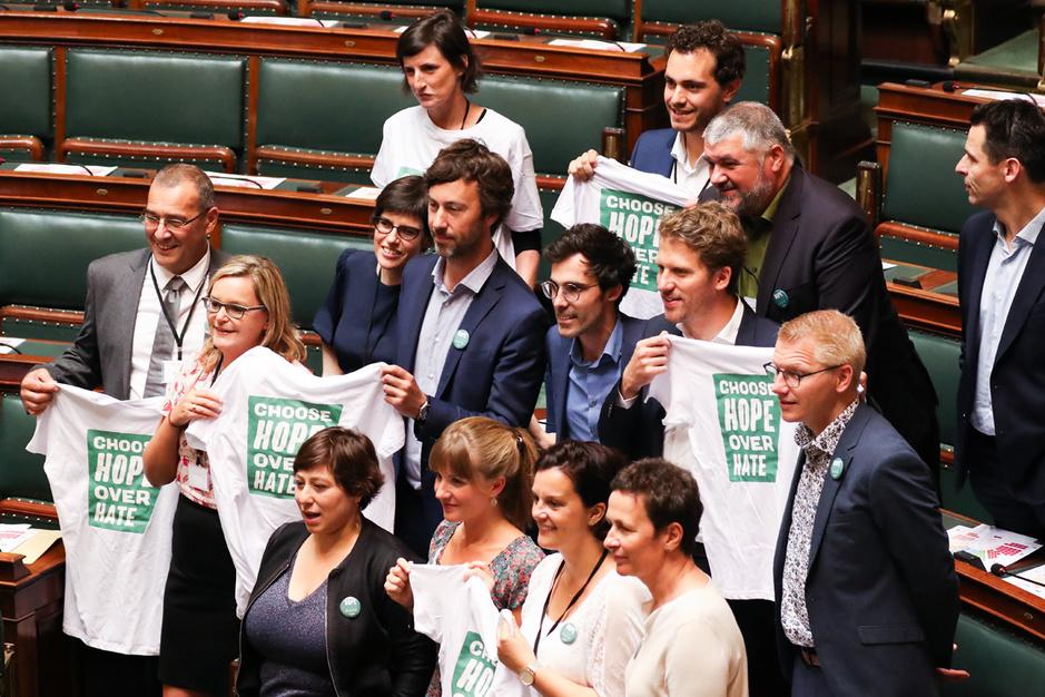 Luckas Vander Taelen: 'Ecolo brengt Groen schade toe'