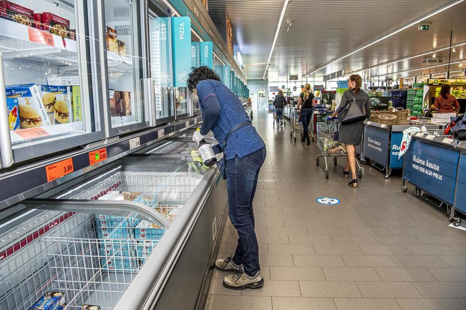 Steeds meer agressie tegen supermarktpersoneel: eerst het applaus, nu zelfs klappen