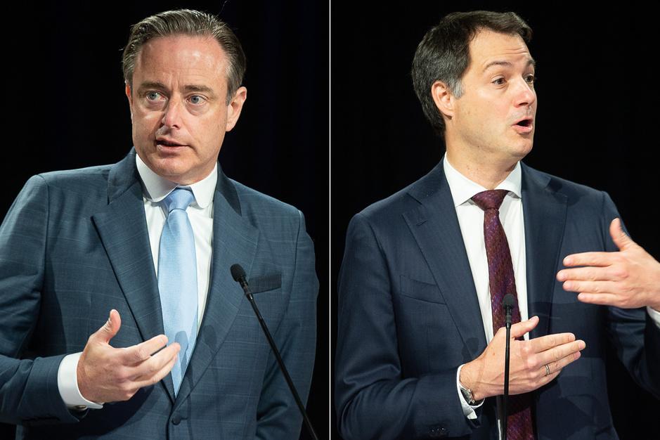 Lost Alexander De Croo Bart De Wever af?