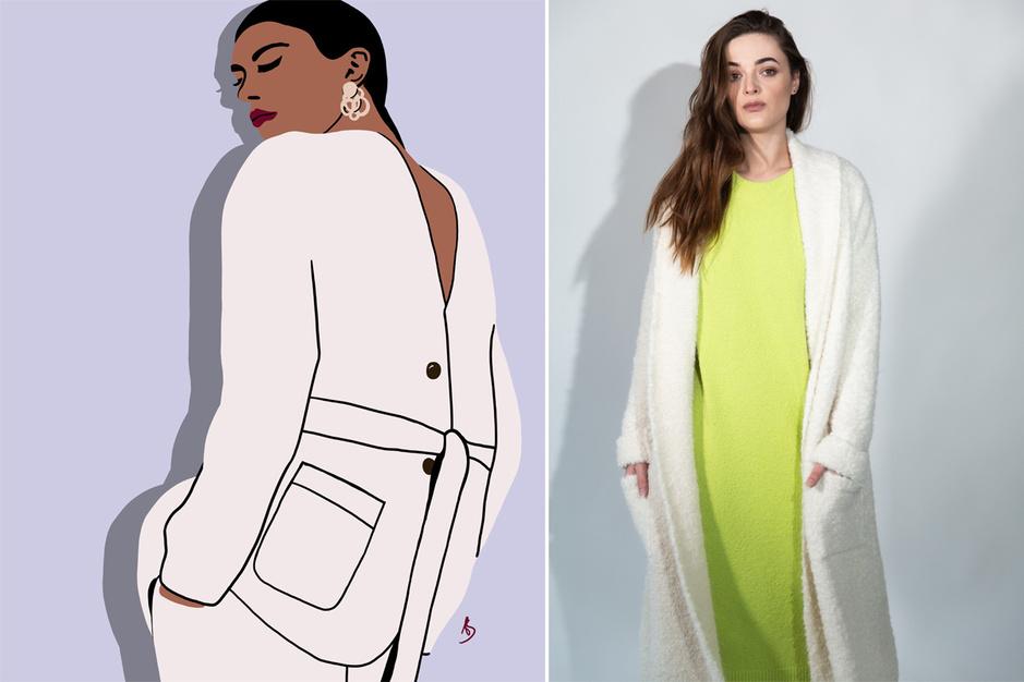 Ramona Stoica van het Belgische merk Helder: 'Het gangbare modesysteem loslaten was een goede beslissing'