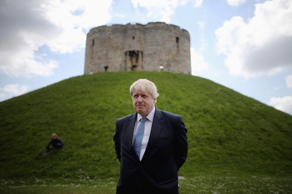 Money time: kruipen Verenigd Koninkrijk en Europese Unie door oog van de naald?