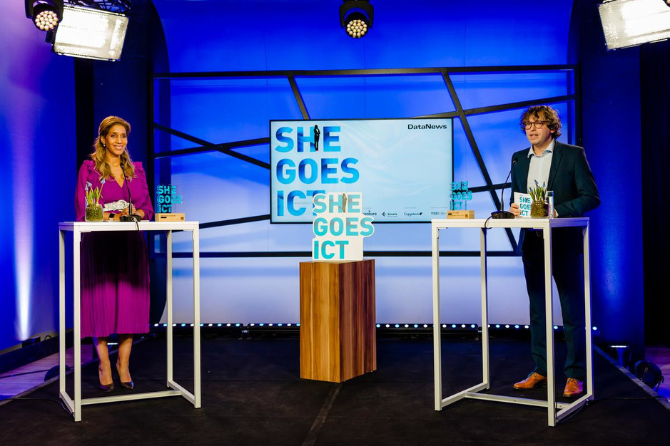 In beeld: She Goes ICT 2021