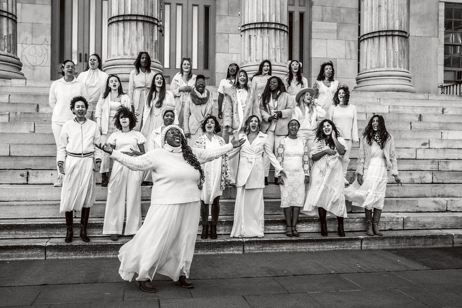 Resistance Revival Chorus, het koor dat zijn stem verheft tegen Donald Trump