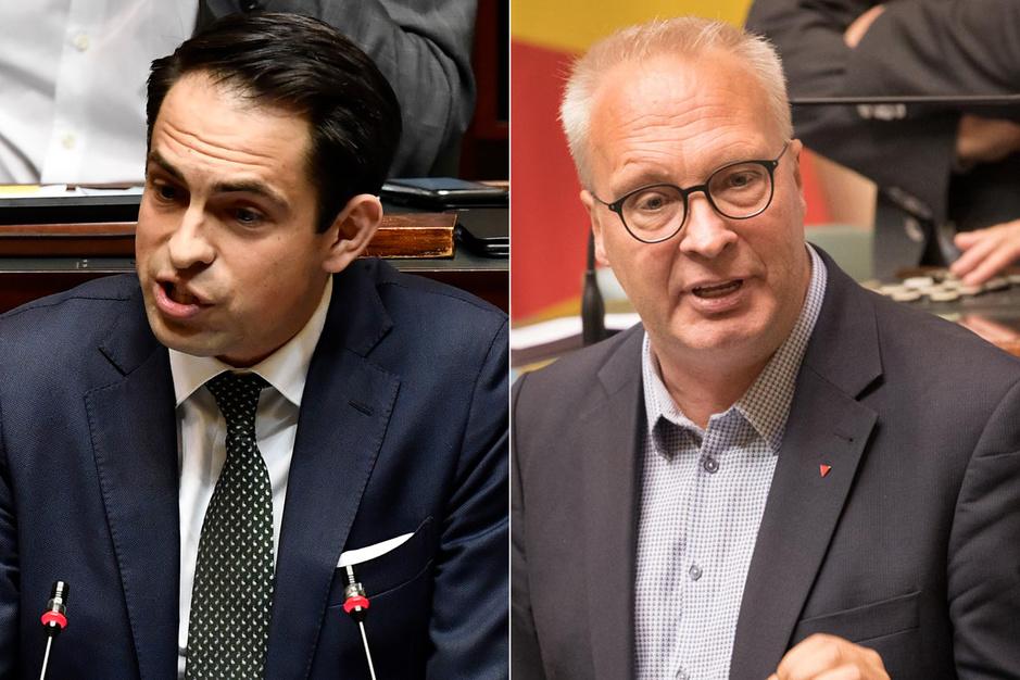 Een jaar na de verkiezingen: hoe Vlaams Belang en PVDA profiteren van de chaos