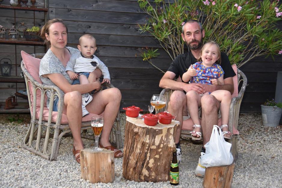 Simon Delahaye en Sarah Legein uit Beselare gaan op vakantie naar Bouillon