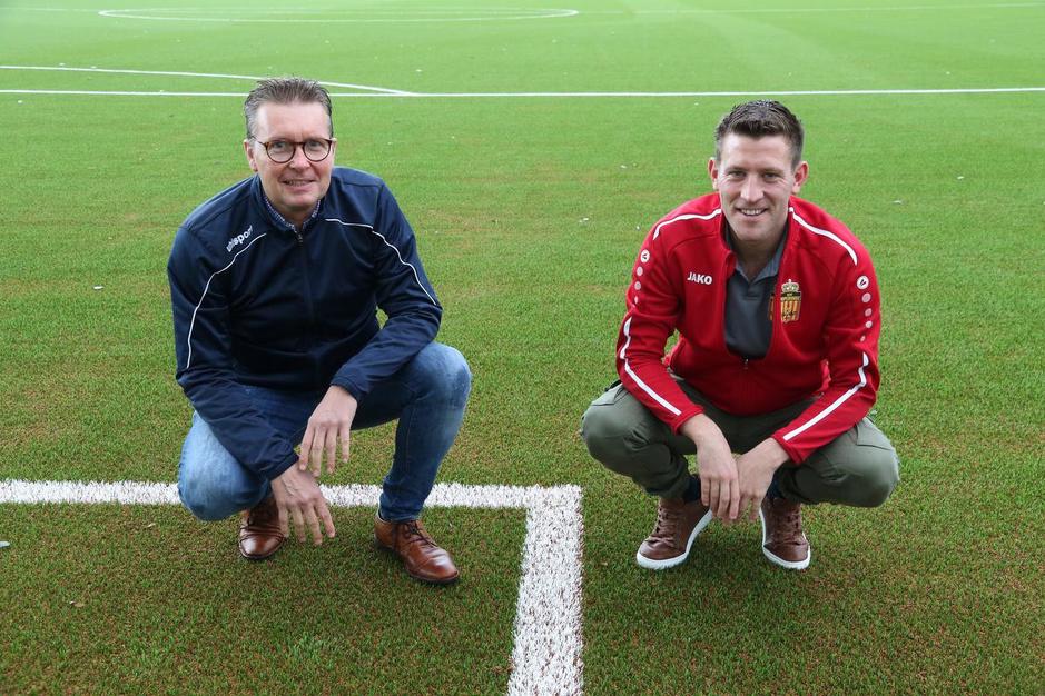 Hulptrainers kijken uit naar de derby van het jaar tussen KFC Poperinge en KSK Vlamertinge