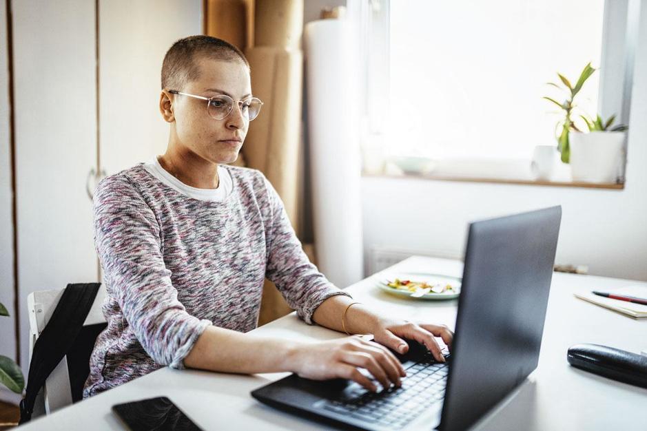Borstkanker en werk: 'Ik ben zelfstandige. Ik word niet ziek'