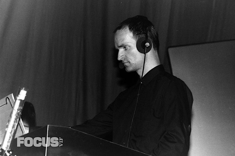 En images: concert historique de Kraftwerk à l'Ancienne Belgique, en 1981