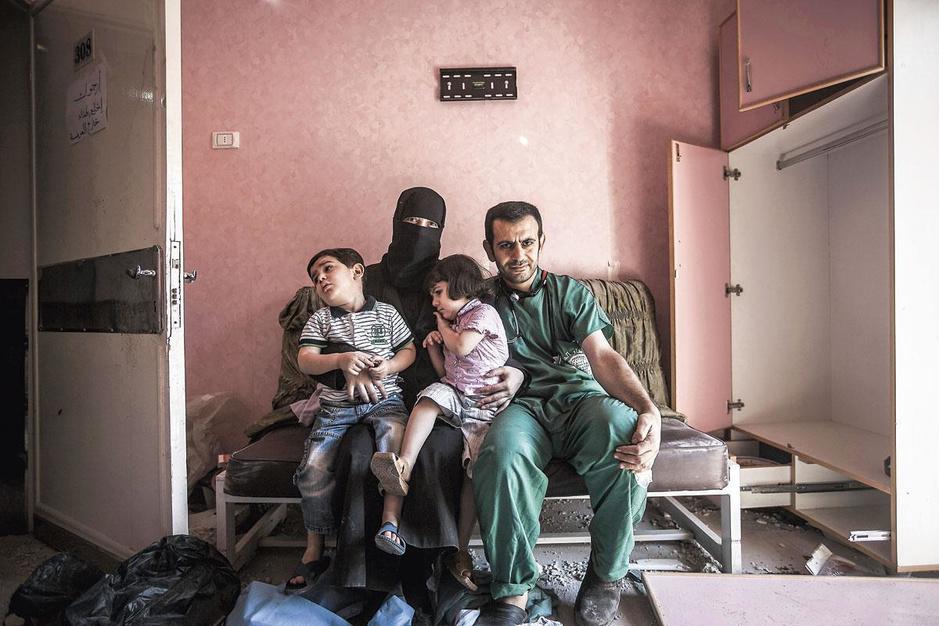 Arts al-Haj Osman heeft na jaren 'hel op aarde' Syrië verlaten: 'Weggegaan vanwege mijn gezin'
