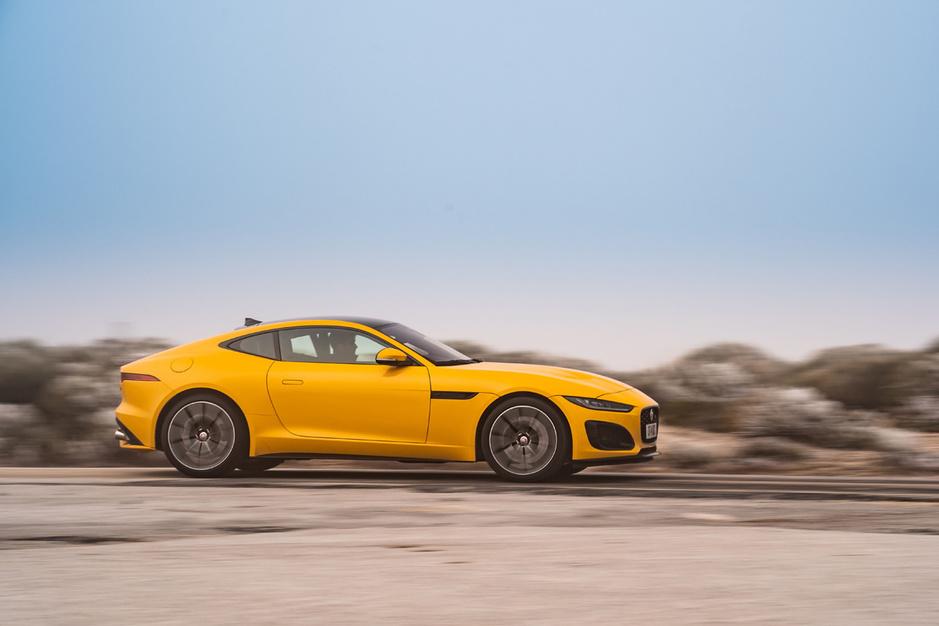 Nieuwe Jaguar F-type wekt bewondering én begeestering