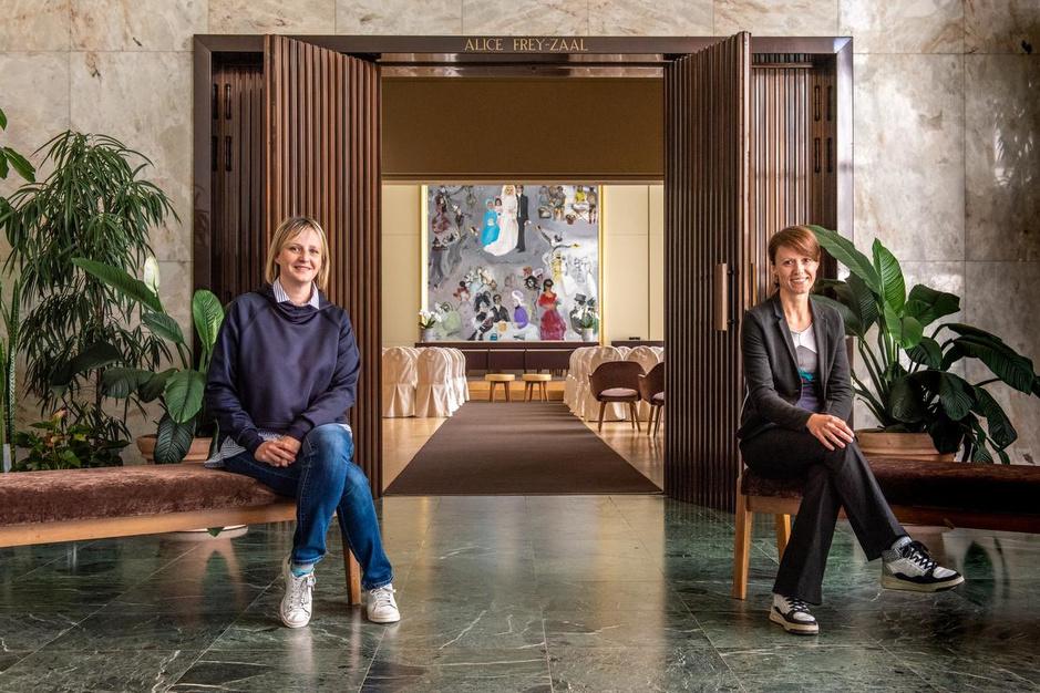 Sarah Schotte en Margot Neyskens: de sterke vrouwen achter Bart Tommelein