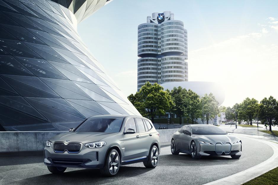 BMW lanceert nieuw elektro-offensief