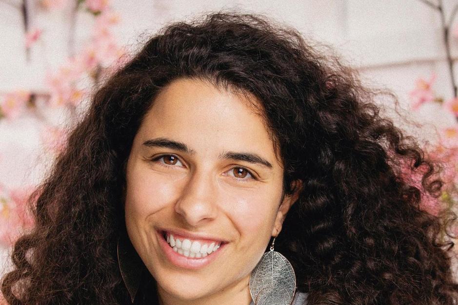 Nadine Khouzam (Facebook/CodeNPlay): 'Ik kon niet kiezen. Ik wilde alles meemaken'