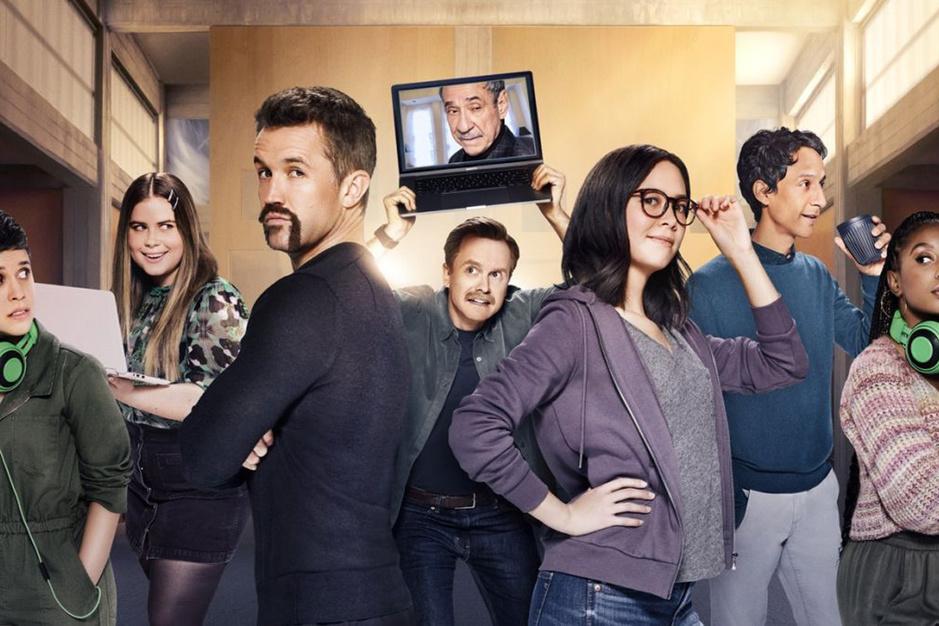 'Mythic Quest' zou wel eens uw nieuwe favoriete sitcom kunnen worden