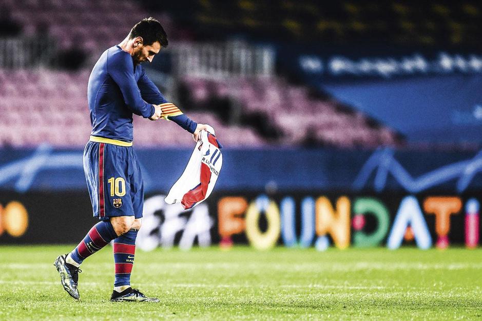 Miserie met Messi: hoe diep zakt FC Barcelona?