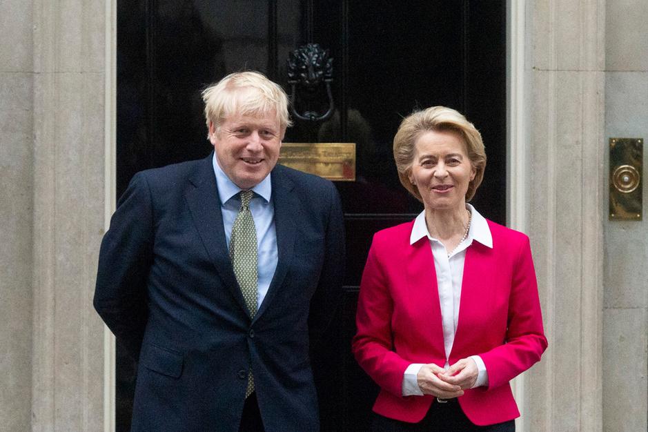 De brexitklok tikt genadeloos verder: 'We stevenen rechtstreeks op een harde brexit af'