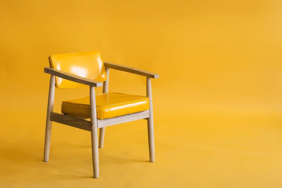 Even zitten: een beknopte geschiedenis van de stoel