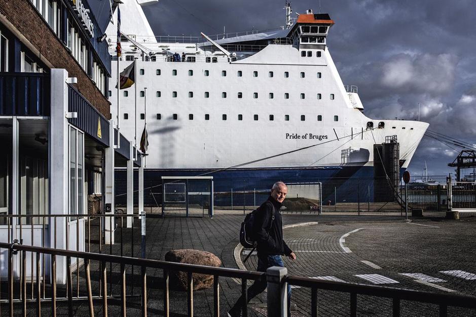 De laatste overvaart: de passagiersferry Zeebrugge-Hull is stopgezet