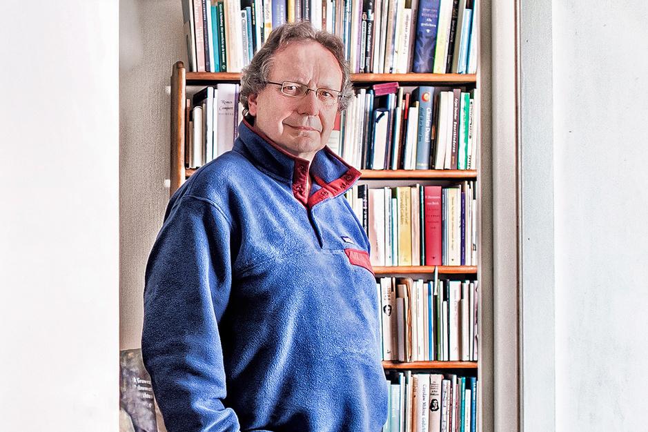 Dichter Luuk Gruwez keert terug naar West-Vlaanderen: 'Heb heimwee naar het heimwee van vroeger'