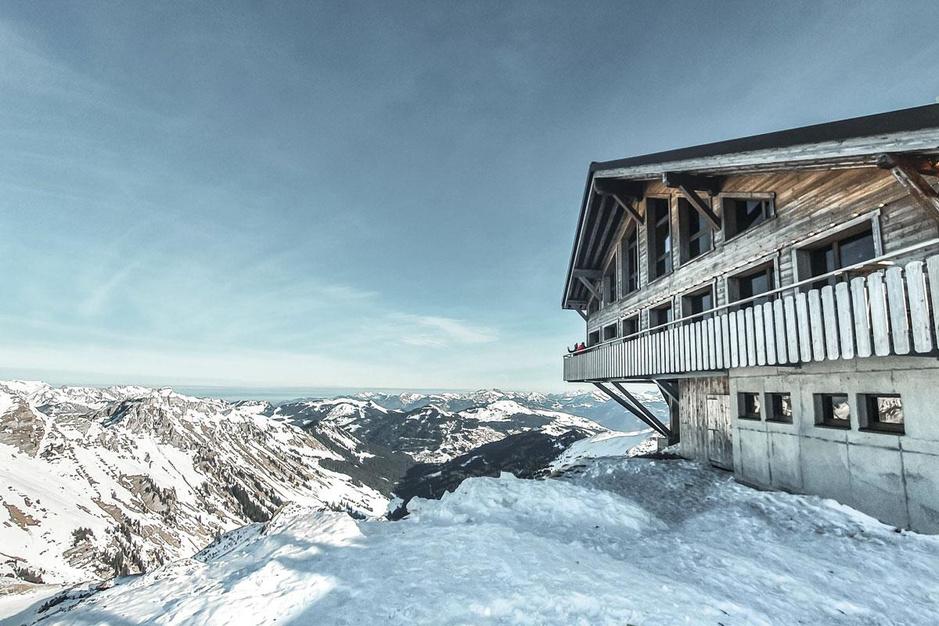 Skiën in Avoriaz: het ecologische eldorado van de wintersport