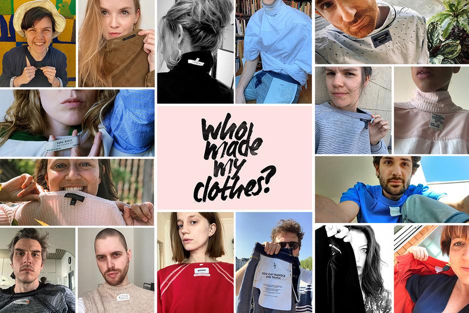 Waarom we vandaag onze kleren binnenstebuiten dragen: 'Consumenten hebben meer macht dan ze denken'