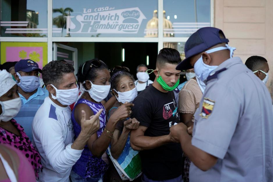 De 'andere epidemie' in Cuba: VS niet bereid embargo te schrappen