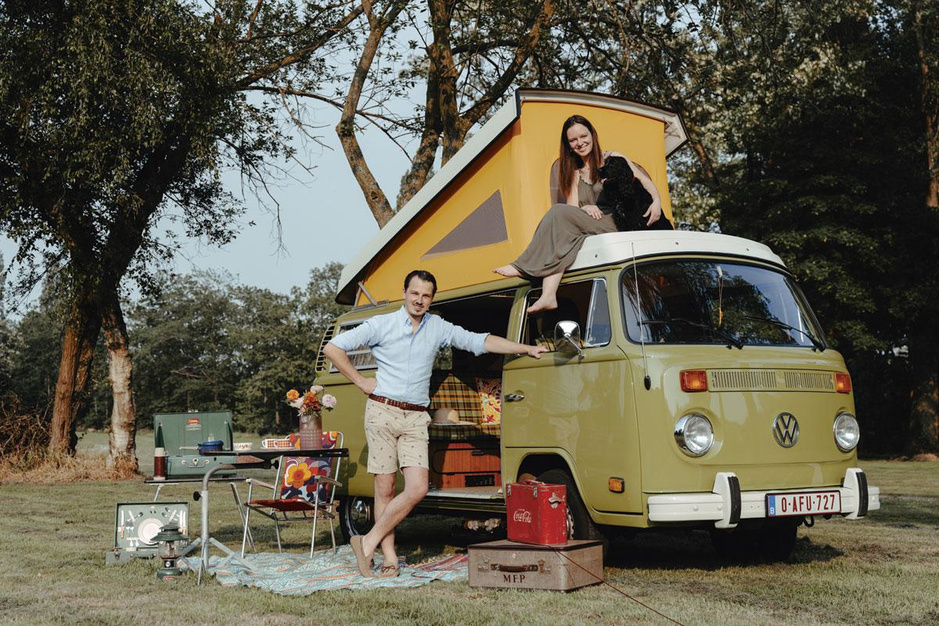 Op reis met een vintage busje: ongemakkelijk of toch vooral romantisch?
