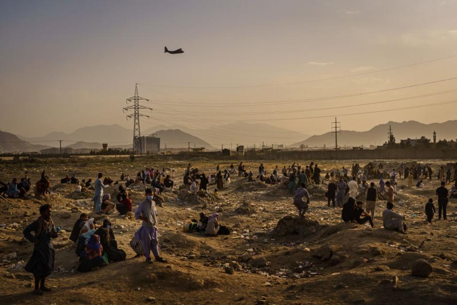 Exodus van expats laat Afghanen berooid achter: 'Ze laten ons in de steek'