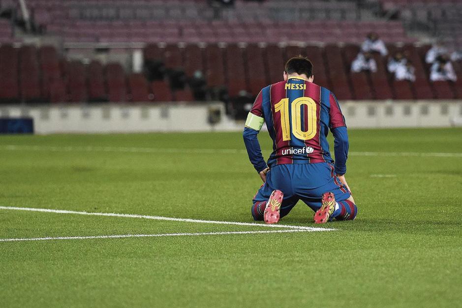 Lionel Messi: wat is de oplossing voor het probleem?